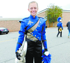 Chase High Student Named to All-State Band First County Student Named All-State in Over a Decade