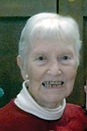 Anne Moore Wilson, of Lake Lure