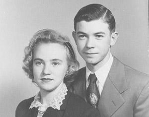 Couple celebrates 69th wedding anniversary