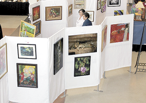 Art Show Sept. 21-26 at The Foundation Performing Arts Center