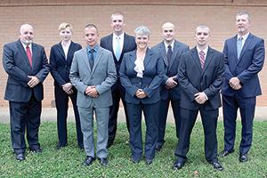 Six students graduate from Basic Law Enforcement program