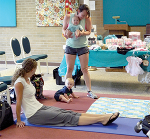 Support group connects moms with other moms, community resources