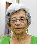 Irene Dixon Bailey, age 80