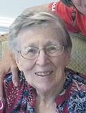 Grace Elaine Reiste Ballweg, age 86