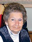 Margaret Holtzclaw Beam, 91