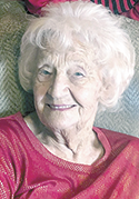 Mrs. Beatrice Harrill Proctor of Forest City