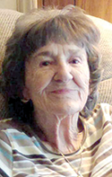 Betty Ann Harris Arrowood age 80