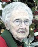 Betty Hames Harrill, age 93