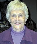 Betty Sparks Thomason of Spindale