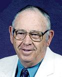 Reverend Robert E. Biggerstaff, age 83
