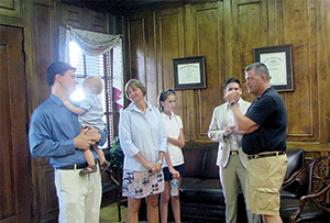 Chamber HOST Business After Hoaurs at King Law Offices
