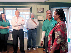 Business After Hours held at Myobalancing: Muscular Therapy