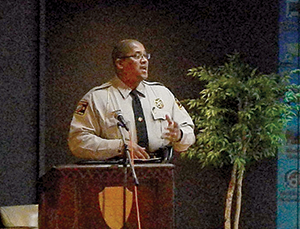 Black History Month program held at ICC