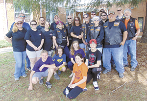 """Ride For Blaze"" Local Motorcycle Riding Club Benefit Helps Cancer Patient"