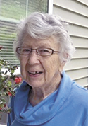 Blennie Heaslip (Bee), age 101