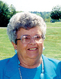 Louise Stanley Branch, age 90