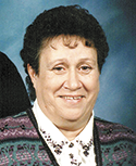Brenda Faulkner Browning, age 75