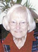 Etta Frances Bryant, age 90