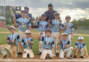 Catawba Meadows 10u Champs RBA 10u A-Team