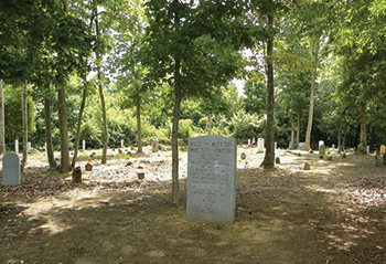 Mode-McEntire cemetery restored with the help of family and community
