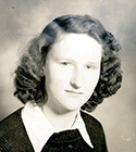 Audrey Street Champion, age 87