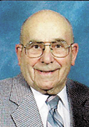 Charles James Gervason, 94