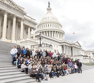 Chase Band Visits Capitol