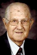 Clarence Dixon Padgett, 98