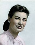 Jeanne Wall Cole, age 92