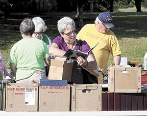 Community Pet Center Yard Sale