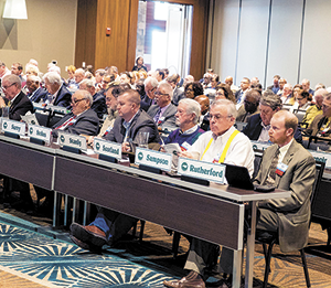 Rutherford County Commissioners attend legislative goals conference