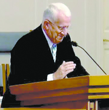 After 36 years at Florence Baptist,  Dr. Bobby Gantt retires Sunday