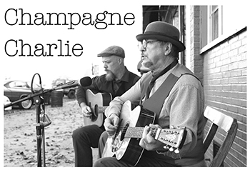 Duo Makes Great Music Champagne Charlie's Roots Are Pure Rutherford