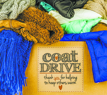 Coat Drive Warms Hearts And Arms  Multi-Agency Effort Touches Hundreds Of Local Disadvantaged People