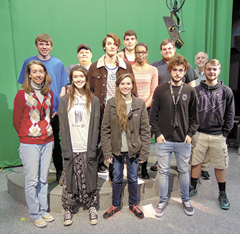 Local News Show Produced By Isothermal Students
