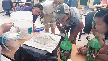 Isothermal Partners With NC State For 4th Annual Engineering Discovery Camp