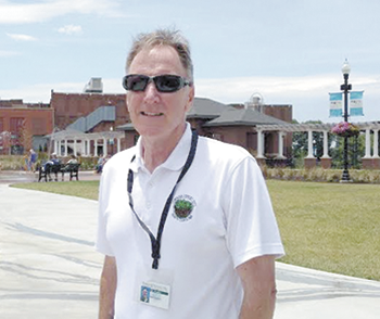 John Condrey retiring after  long career in local government  Steps down June 30 as Forest City's Town Manager