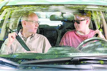 Teen Drivers:  Start the Conversation
