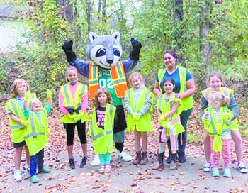Community-Wide Fall Litter Sweep Collects Over 4,700 pounds of trash