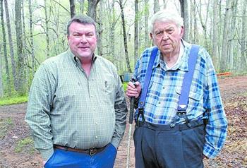 Ellenboro farmers are Volunteers of the Year