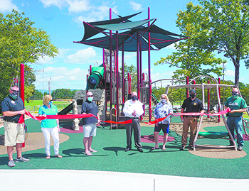 32-year-old park gets an upgrade