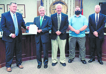 Portion of  Highway 74 will be named Dalton