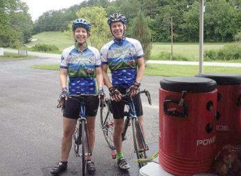 Cycle NC returns to Lake Lure