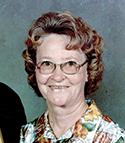Ethel Parker Dedmon, age 92