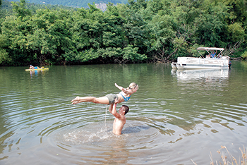 Have the time of your life in Lake Lure with 2016 Dirty Dancing Festival