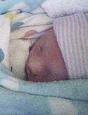 Baby Colten Blaine Dobbin