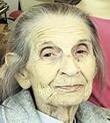 Mary Hazel Dodd, age 86