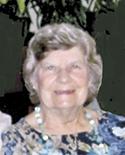 Betty Earley Doggett, age 85