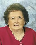 Doris Chatham Parris, age 88