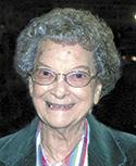 Dorris McKinney Edwards, age 100